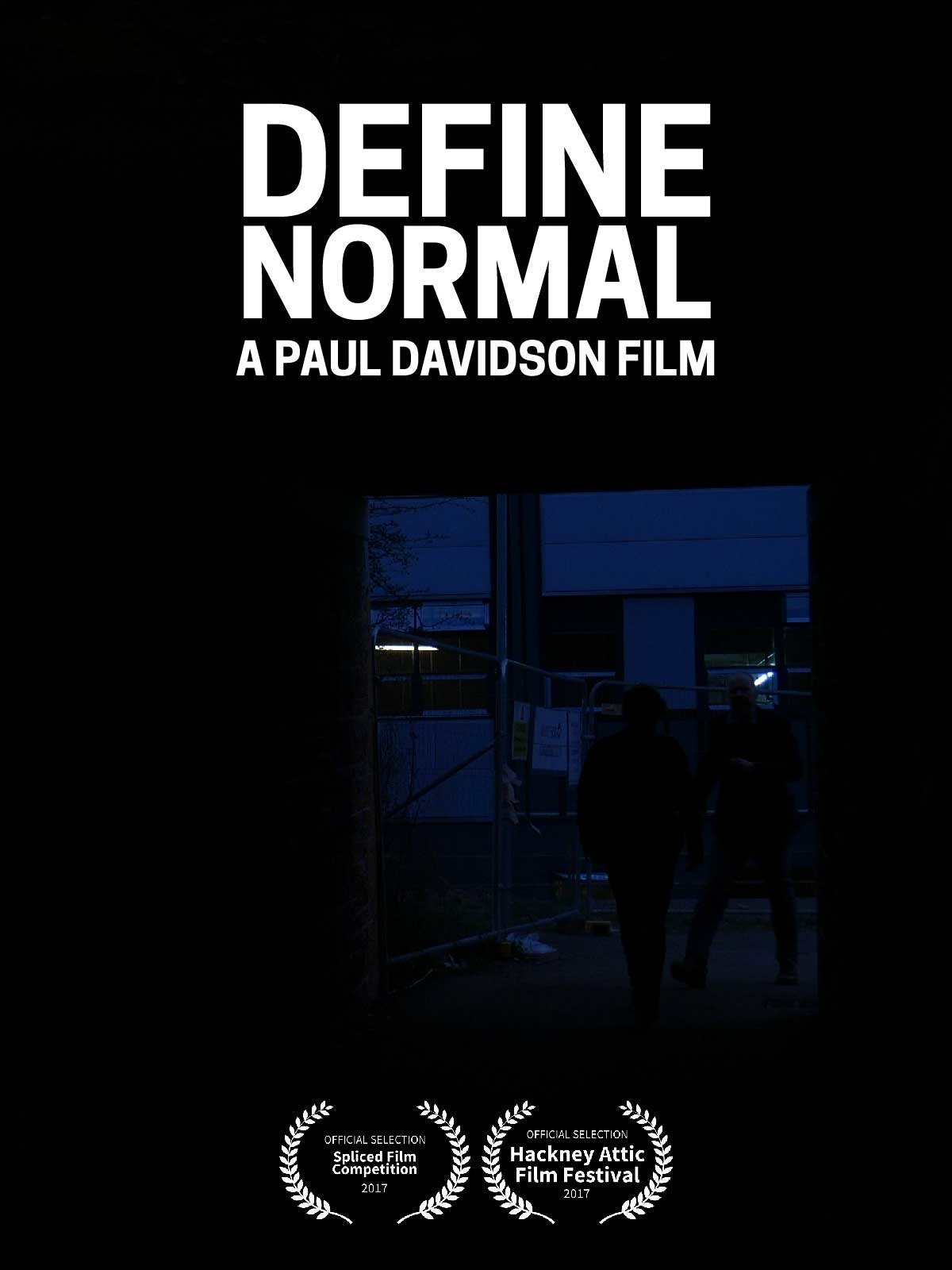 Define Normal on Amazon Prime Instant Video UK