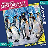 Buffalo Games World's Most Difficult Jigsaw Puzzle Penguins