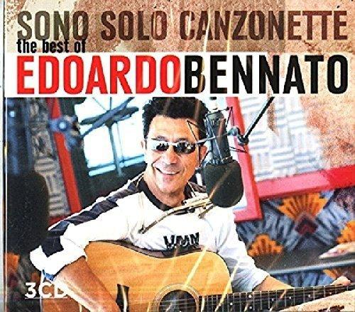 Edoardo Bennato - Sono Solo Canzonette: Best Of (Italy - Import, 3PC)