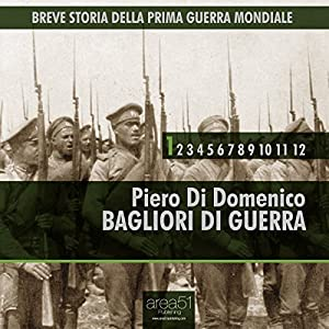 Breve storia della Prima Guerra Mondiale, Vol.1 [Short History of WWI, Vol. 1] Audiobook