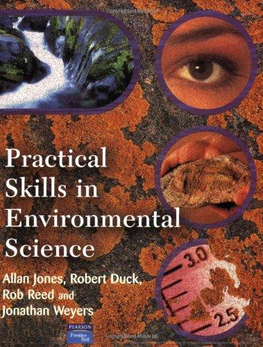 Practical Skills in Environmental Science