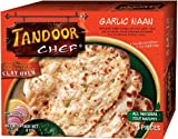 Tandoor Chef Garlic Naan, 9-Ounce Boxes (Pack of 8)