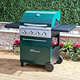 Fire Mountain Logan 4 Burner Gas Barbecue