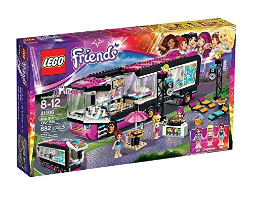 Lego Friends 41106 Popstar Tourbus