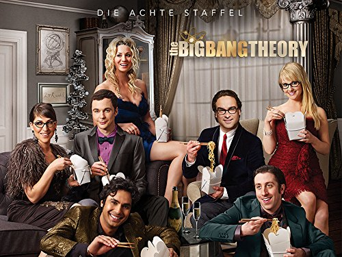 The Big Bang Theory – Staffel 8 [dt./OV]