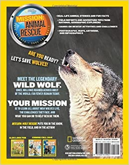 National Geographic Kids Mission: Wolf Rescue: All About ...