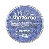 Snazaroo Sparkle Face Paint, 18ml, Sparkle Blue