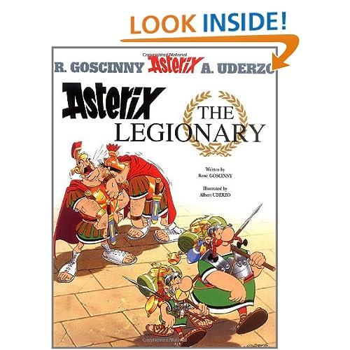 Asterix the Legionary (Book. 10)