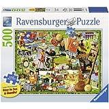 Ravensburger Let's Golf Large Format Jigsaw Puzzle (500-Piece)