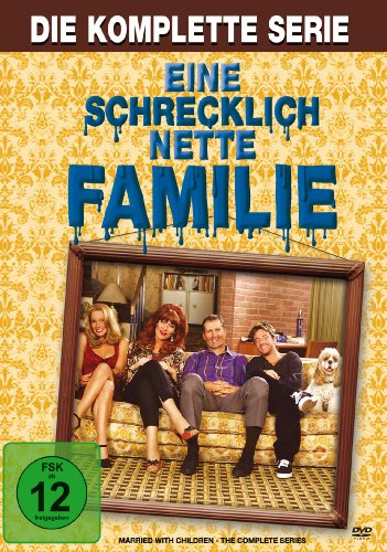 Eine schrecklich nette Familie - Die komplette Serie [33 DVDs]