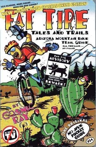 Mountain Biking Arizona Trail Guide: Fat Tire Tales & Trails