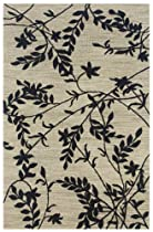 Hot Sale Rizzy Rugs DI-0992 9-Foot by 12-Foot Dimension Area Rug, Transitional Beige