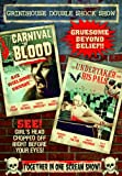 Drive-In Double Feature: Undertaker And His Pals (1966) / Carnival Of Blood (1970)