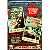 Grindhouse Double Shock Show: Carnival of Blood (1970) / The Undertaker And His Pals (1966)by Burt Young