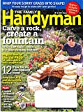 img - for The Family Handyman: #1 in DIY Home Improvement (March 2010, Volume 60 / Number 3) book / textbook / text book