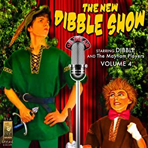 The New Dibble Show, Volume 4 | [Jerry Robbins]