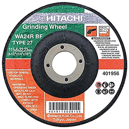 700125-Depressed-Center-Grinding-Wheel