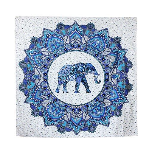 Indiano mandala da appendere alla parete, Bohemian Decor, Decorazioni da parete Arazzi, Hippie, lenzuola, Tenda, Tovaglia, Spiaggia, Coperta, Coperta da picnic, spiaggia asciugamano