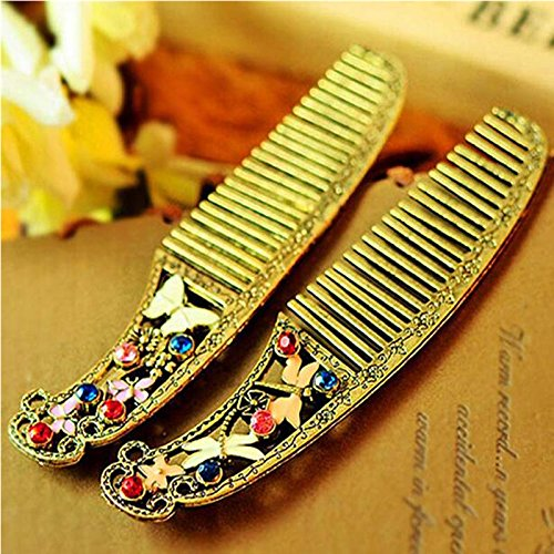 1 Pcs Beautiful Hairbrush Hair Tangle Brush Hair Comb Hair Styling Tool Accessories for Women