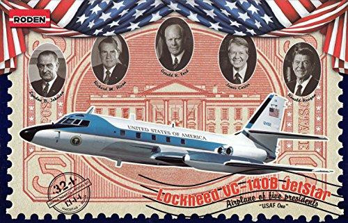 roden-modellino-aereo-lockheed-vc-140b-jetstar-scala-1-144