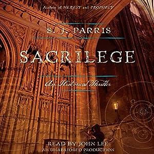 Sacrilege Audiobook