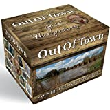 Out Of Town Box Set - Volumes 1-10 With Jack Hargreaves [DVD]