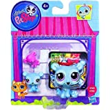 Littlest Pet Shop Figures Bear & Baby Bear ~ Hasbro
