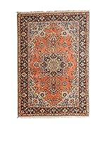 Navaei & Co. Alfombra Persian Kirman Sherkat Naranja/Multicolor 220 x 138 cm