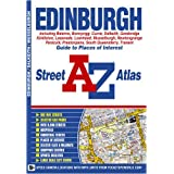 Edinburgh Street Atlas (A-Z Street Maps & Atlases)by Geographers A-Z Map...