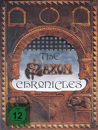 Saxon – The Saxon Chronicles – 2DVD – FLAC – 2015
