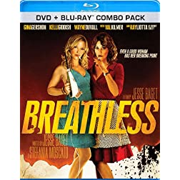 Breathless [Two-Disc Blu-ray/DVD Combo]