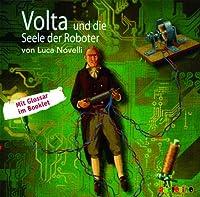 Volta und die Seele der Roboter Hörbuch