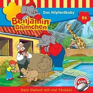 Das Nilpferdbaby (Benjamin Blümchen 86) Hörspiel
