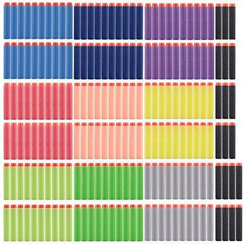 alwayswish-200pcs-10-diffssrents-flsschettes-couleur-72cm-recharge-bullet-pour-nerf-n-strike-elite-s