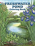 Freshwater Pond Coloring Book (Dover Nature Coloring Book)