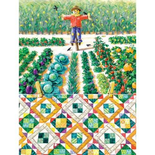 Cheap SunsOut Garden Path 500pc Jigsaw Puzzle by Rebecca Barker (B003M6ZHT8)