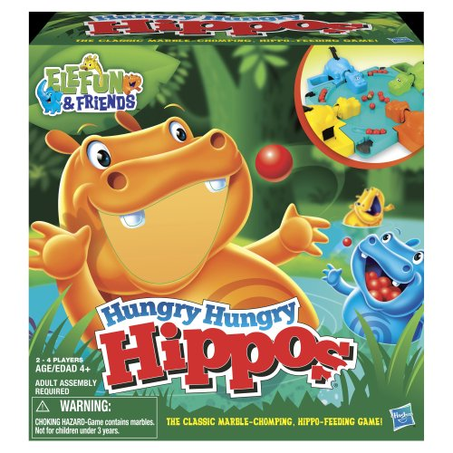 Hungry Hungry Hippos Picture