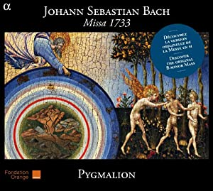 Js Bach: Missa 1733