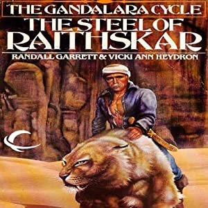 The Steel of Raithskar Audiobook