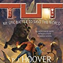 Tut: My Epic Battle to Save the World: Tut: My Immortal Life Audiobook by P. J. Hoover Narrated by Ryan Borses