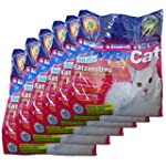 12 x 5 l = 60L POWER CAT MAGIC SILIKA...