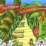 """""""Duo Turgeon: Anne Louise-Turgeon & Edward Turgeon Following the success of their first Marquis recording, Romantic Dances (MAR 241) Duo Turgeon presents Latin American Journey, a unique and compelling collection of classical piano works ..."""