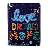 The Crazy Me Love Dream Hope Passport Wallet