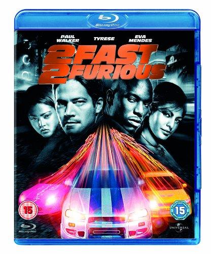 Двойной форсаж / 2 Fast 2 Furious (2003) BDRip-AVC