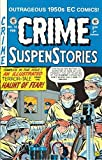 img - for CRIME SUSPENSTORIES Comic Book # 10 (1950'S Pre-Code EC reprint) book / textbook / text book