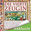 Die vierte Zeugin Audiobook by  div. Narrated by Tanja Fornaro