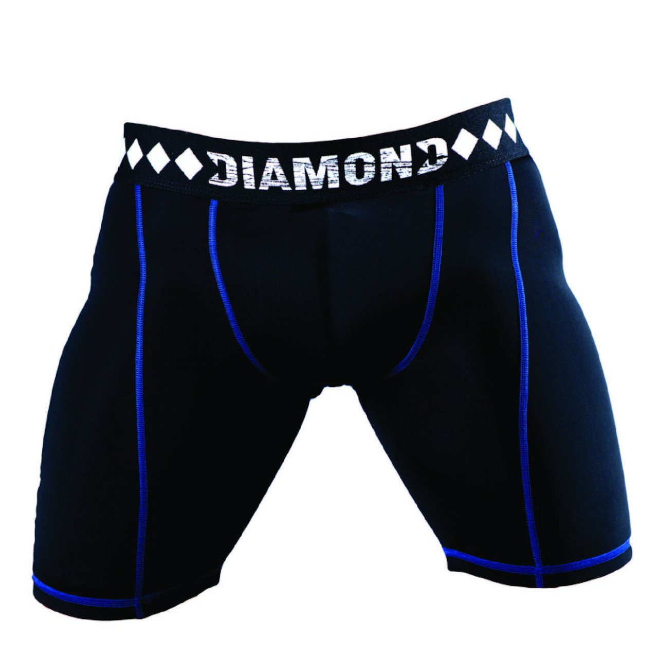 Diamond MMA Compression Shorts & Cup