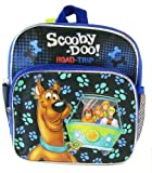 WB Road Trip Scooby Doo mini backpack - My first adventure small backpack [Toy]