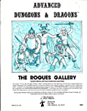 img - for The Rogues Gallery: A Compendium of Non-Player Characters for Advanced Dungeons & Dragons book / textbook / text book