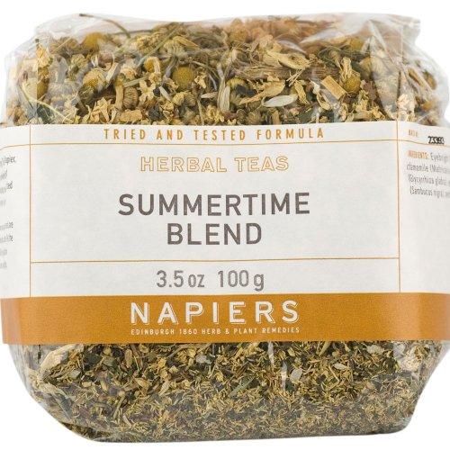 Napiers Summertime Herbal Tea Blend 100g